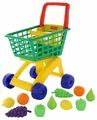 Тележка для покупок Полесье с продуктами (61911)