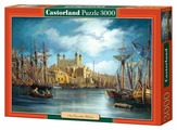 Пазл Castorland New Day at the Harbour (C-300167), 3000 дет.