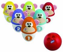 Игровой центр Chicco Fit&Fun Боулинг Monkey strike (5228)