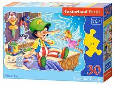 Пазл Castorland Pinocchio (B-03662), 30 дет.