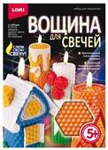 """LORI Вощина для свечей """"Оранжевая"""" Вн-011"""