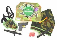 Игровой набор Пластмастер Спецназ 22165