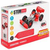Конструктор ENGINO STEM Heroes SH31 Скоростные механизмы - Формула
