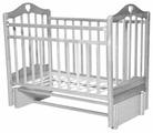 Кроватка Антел Каролина-5 (классическая)