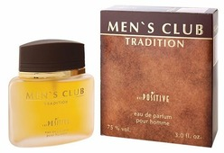 Art Positive Men's Club Tradition