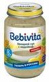 Пюре Bebivita овощной суп с индейкой (с 8 месяцев) 190 г, 1 шт