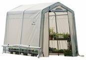 Теплица ShelterLogic в коробке (светорассеивающий тент) 200х180см