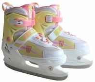 Детские прогулочные коньки ICE BLADE Solar для девочек