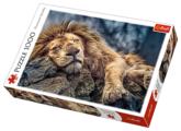 Пазл TREFL Спящий лев 1000 деталей (10447A)