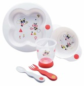 Комплект посуды Bebe confort Sport (80926)