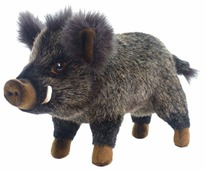 Мягкая игрушка Hansa Кабан 21 см