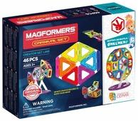 Магнитный конструктор Magformers 703001 Fixie Carnival Set