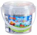 Пластилин BONDIBON 12 цветов 200 грамм (ВВ1815)