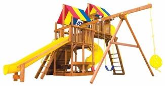 Домик Rainbow Play Systems Rainbow Clubhouse V Fantastic