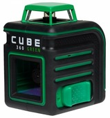 Лазерный уровень ADA instruments CUBE 360 Green Ultimate Edition (А00470) со штативом