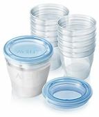 Philips AVENT Контейнеры для хранения грудного молока 180 мл (SCF615)