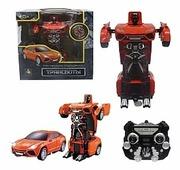 Робот-трансформер 1 TOY Легковая машина
