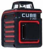 Лазерный уровень ADA instruments CUBE 2-360 Professional Edition (А00449)