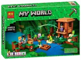 Конструктор BELA My World 10622 Хижина ведьмы
