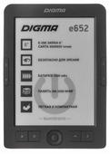 Электронная книга Digma е652