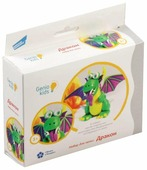 Масса для лепки Genio Kids Дракон (TA1075)