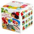 Кубики-пазлы Десятое королевство Дикие животные и их малыши 00699
