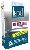 Штукатурка Bergauf Bau Putz Zement, 25 кг