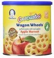 Снэк Gerber Graduates Wagon Wheels Apple Harvest (с 8 месяцев)