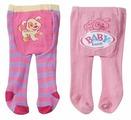 Zapf Creation Колготки для куклы Baby Born 819456, 2 пары