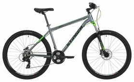 Горный (MTB) велосипед Stinger Graphite Evo 27.5 (2018)