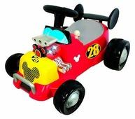 Каталка-толокар Kiddieland Спортивная машина Микки Мауса (055723) со звуковыми эффектами