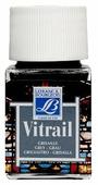 Краски LEFRANC & BOURGEOIS Vitrail Серый 251 LF210238 1 цв. (50 мл.)