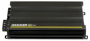 Автомобильный усилитель Kicker CX300.4
