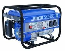 Бензиновый генератор Mikkeli GX3000 (2500 Вт)