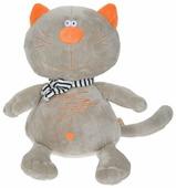 Мягкая игрушка Orange Toys Кот Батон серый 20 см