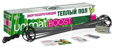 Электрический теплый пол Unimat BOOST-0100 133Вт