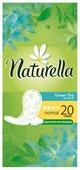Naturella прокладки ежедневные Green tea magic normal daily