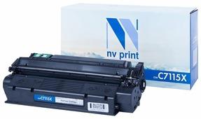 Картридж NV Print С7115X для HP