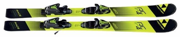 Горные лыжи Fischer RC4 Race Jr (17/18)
