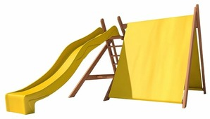 Домик ANUKA Горка с качелями и палаткой ANUKA
