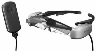 Смарт-очки Epson Moverio BT-350