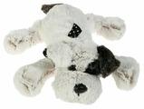 Мягкая игрушка Button Blue Собака Джек лежащий 45 см