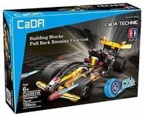 Электромеханический конструктор Double Eagle CaDA Technic C52001W Чемпион гонки