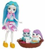 Набор с куклой Enchantimals Сказки на ночь, 15 см, FCG78
