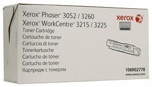 Картридж Xerox 106R02778