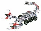 3D-пазл Zilipoo 3D Танк скорпион (T-003), 251 дет.