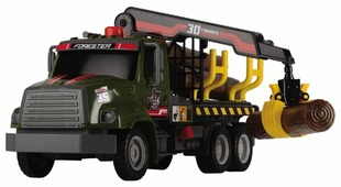 Грузовик Dickie Toys Лесовоз Air Pump (3806001) 32 см