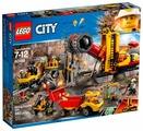 Конструктор LEGO City 60188 Работа в шахте