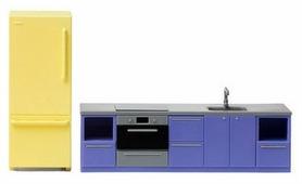 Lundby Набор мебели для кухни Базовый (LB_60305500)