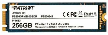 Твердотельный накопитель Patriot Memory PS256GPM280SSDR